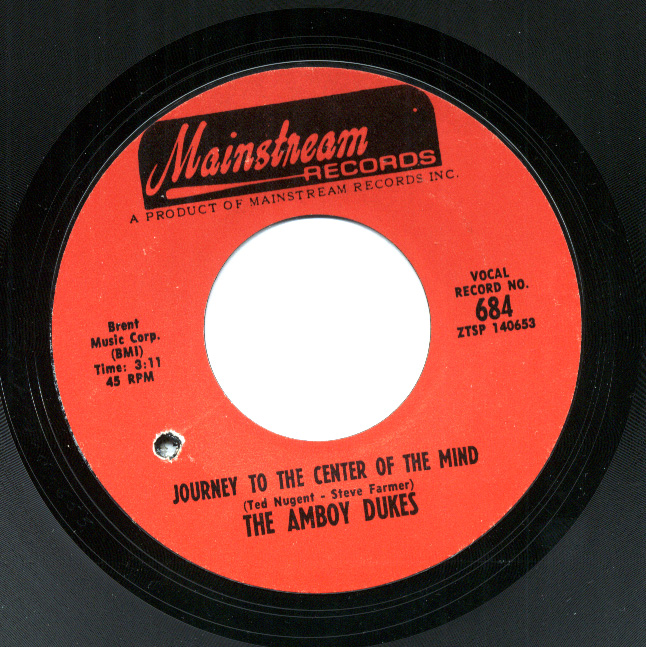 Amboy Dukes journey to the center of the mind / mississippi murderer