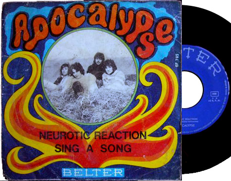 Apocalypse neurotic reaction / sing a song