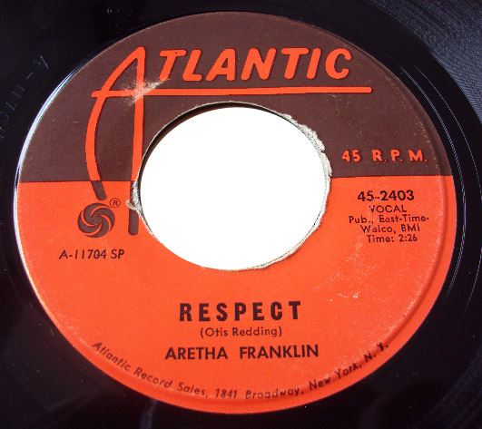 Aretha Franklin respect / dr feelgood