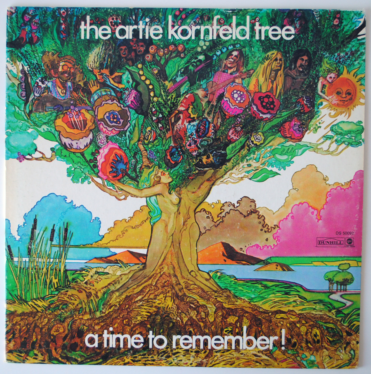 Artie Kornfeld Tree a time to remember