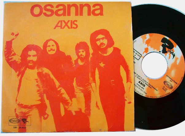 Axis osanna / nothing to say