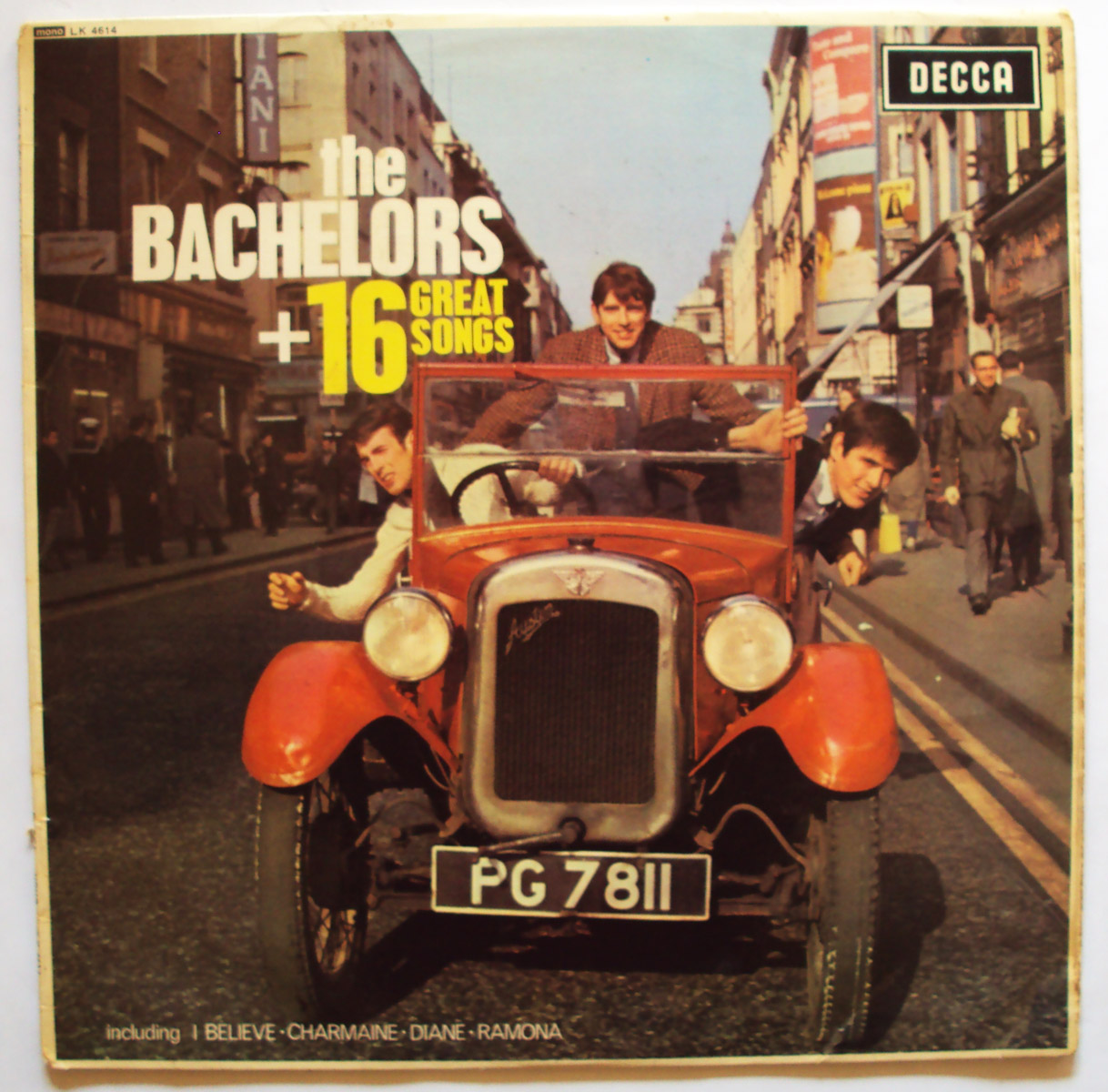 Bachelors, the 16 great songs