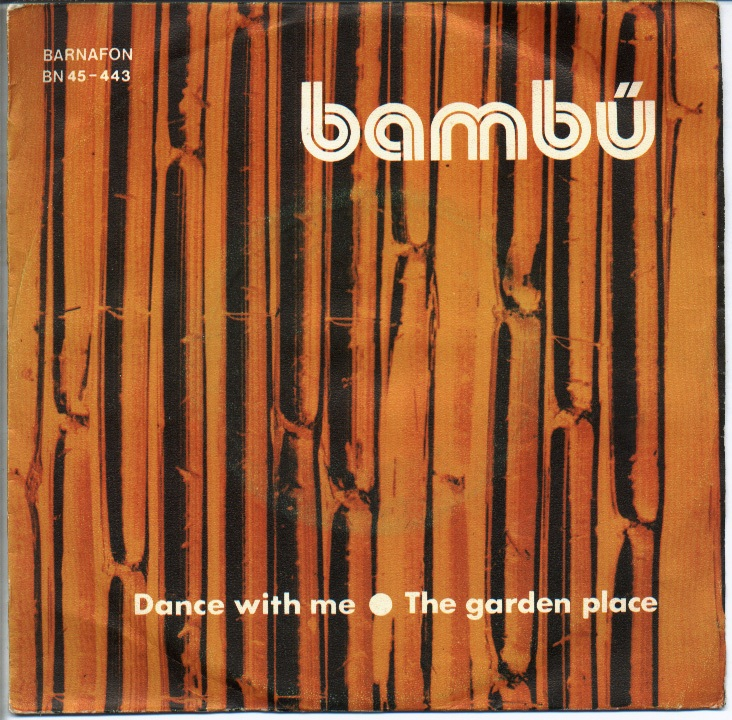 Bambu dance with me (baila conmigo) / the garden place