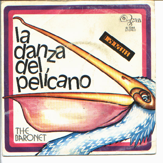 Bernard Estardy - Baronet the pelican dance (la danza del pelicano) part i & ii