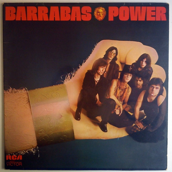 Barrabas Barrabas Power