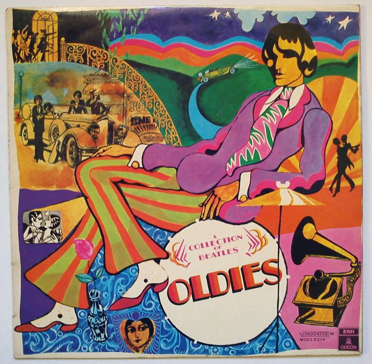 Beatles, the a collection of Beatles oldies