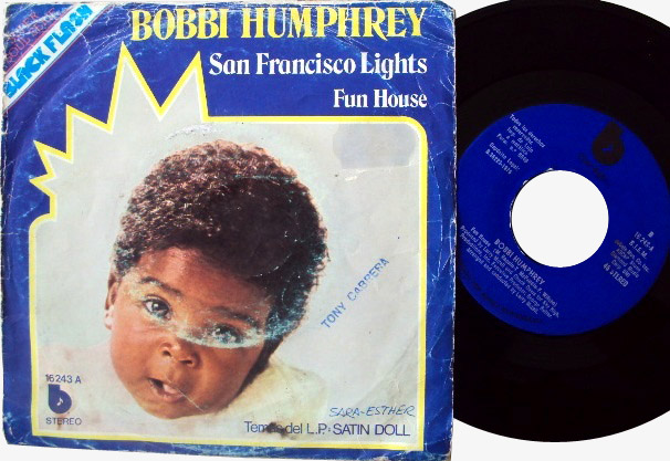 Bobbi Humphrey san francisco lights / fun house