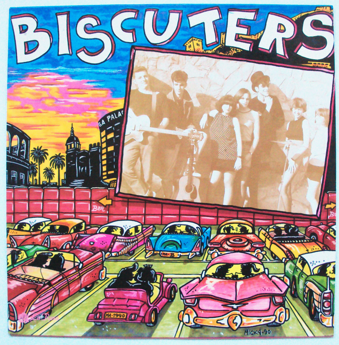Biscuters biscuters