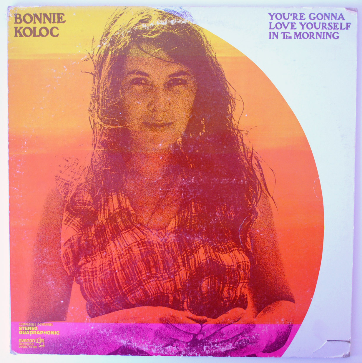 Bonnie Koloc you're gonna love yourself in the morning