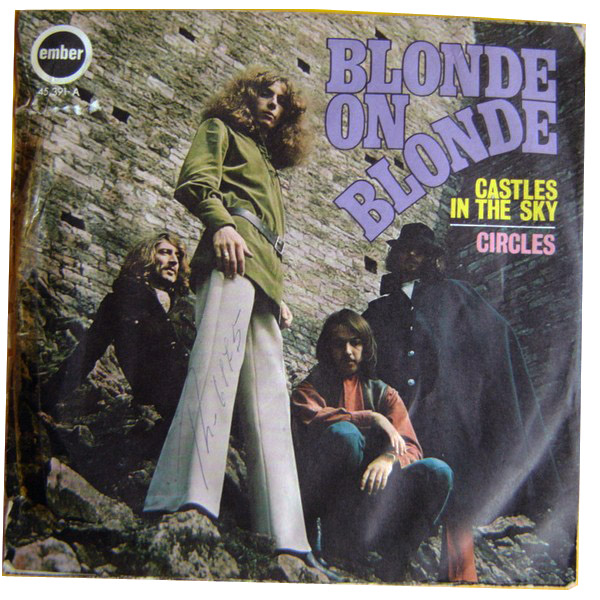 Blonde On Blonde castles in the sky / circles