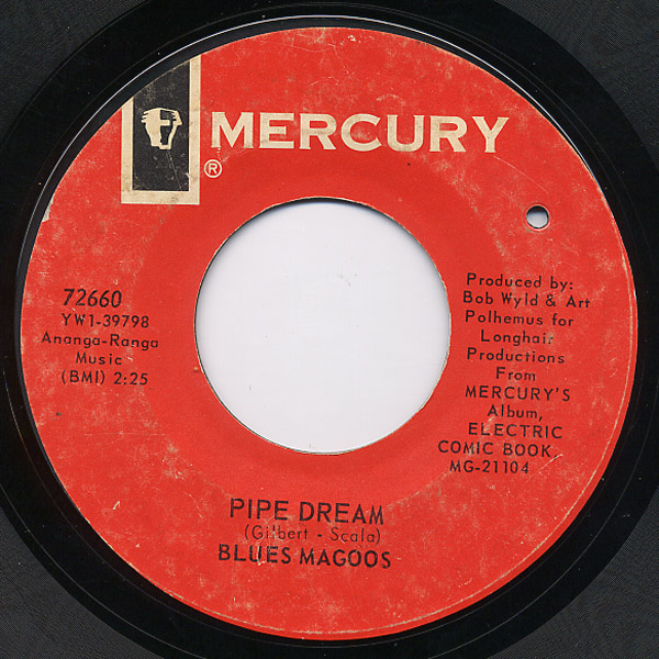 Blues Magoos pipe dream / there's a chance we can make it
