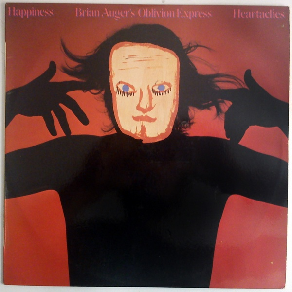 Brian Auger's Oblivion Express Happines Heartaches