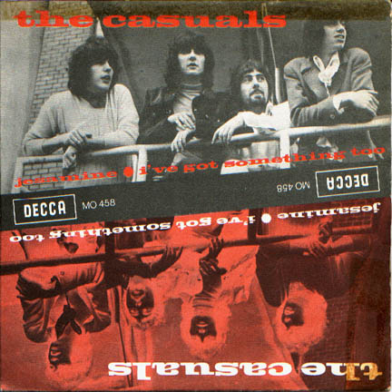 Casuals, the jesamine / i've got something too