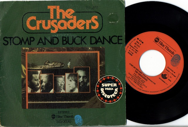 Crusaders stomp and buck dance / double bubble