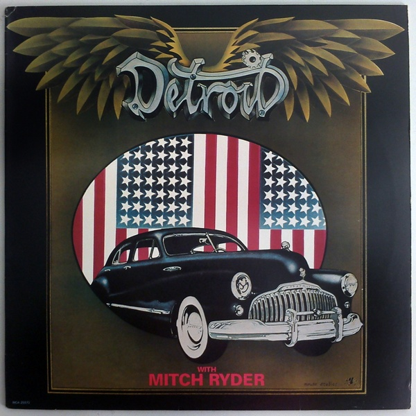 Detroit With Mitch Ryder