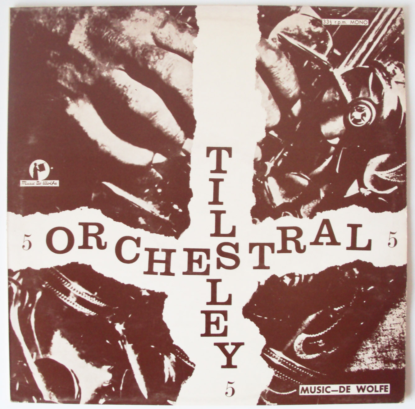 Reg Tilsley & Peter Reno tilsley orchestral No 5