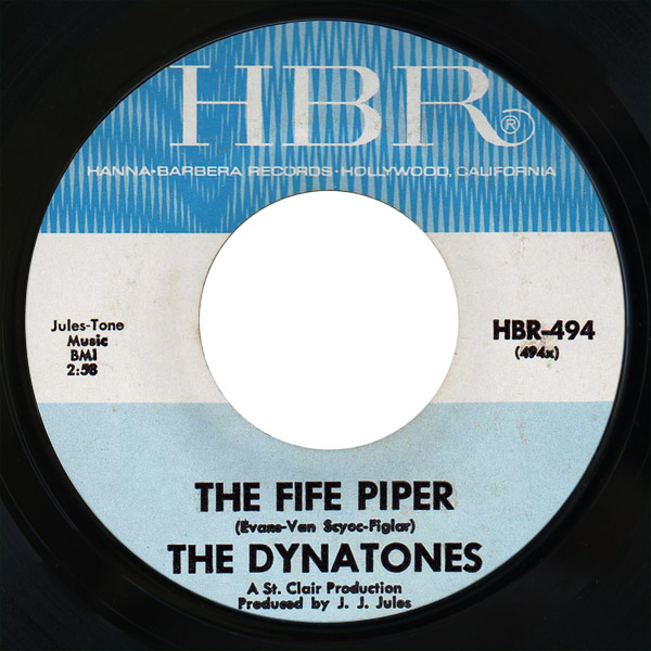 Dynatones, the the fife piper / and i always will