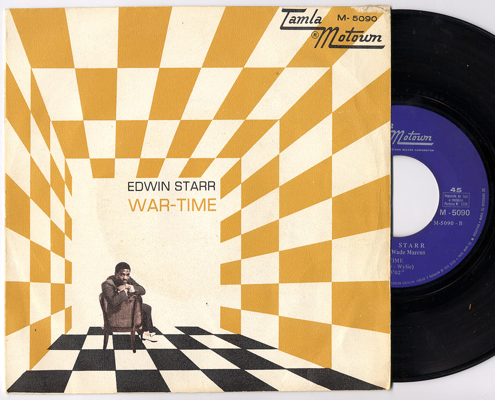 Edwin Starr war / time