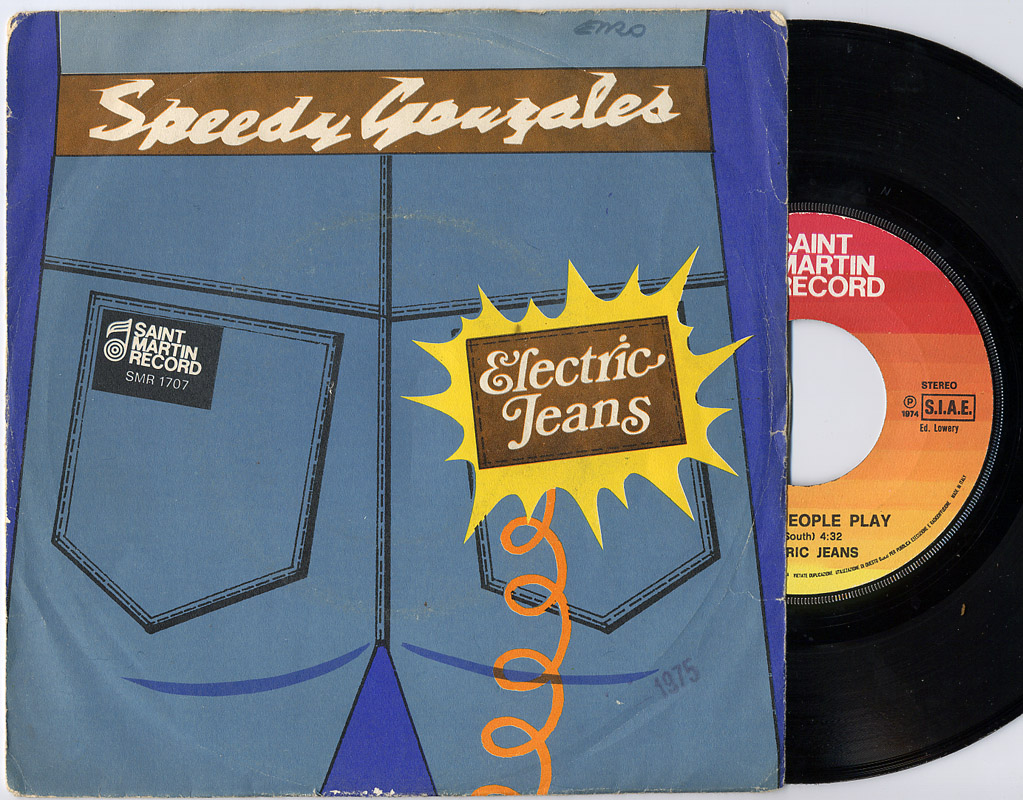 Electric Jeans speedy gonzales / games people play