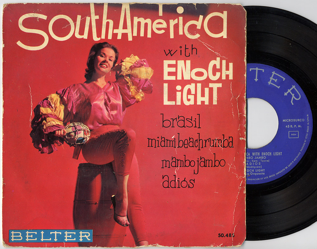 Enoch Light - Terry Snyder south america with