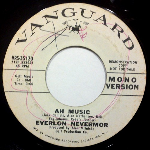 Everlon Nevermor ah music (st&mono)