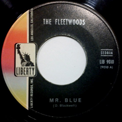 Fleetwoods, the come softly to me / mr blue