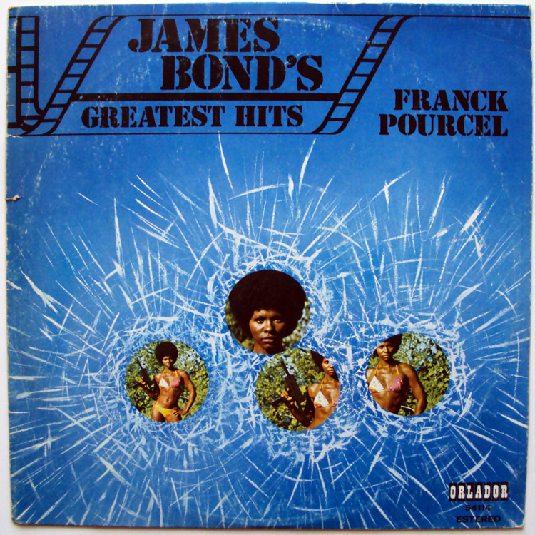 Frank Pourcel james bond's greatest hits