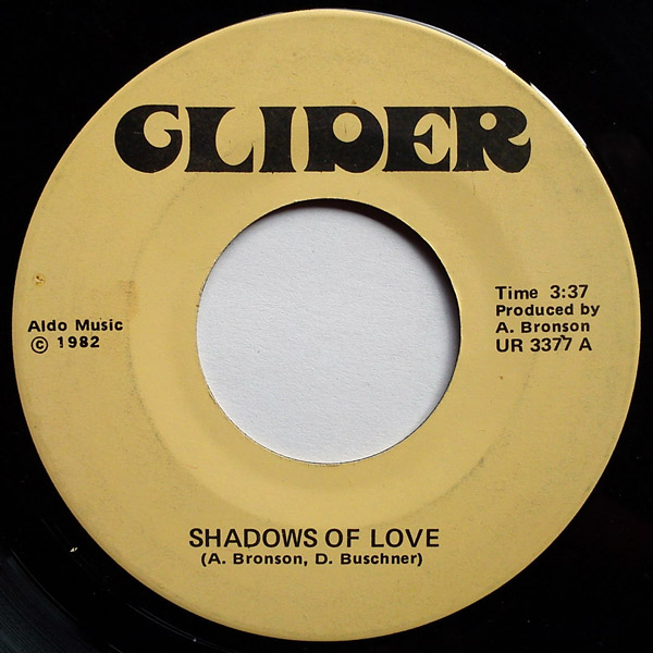 Glider shadows of love / high, wild and lonesome