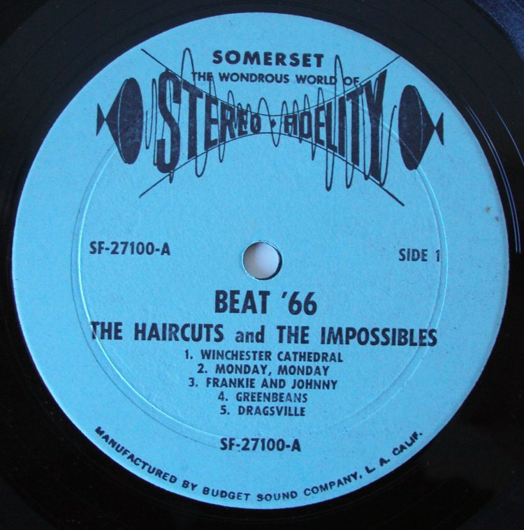 Haircuts and the Impossibles beat '66