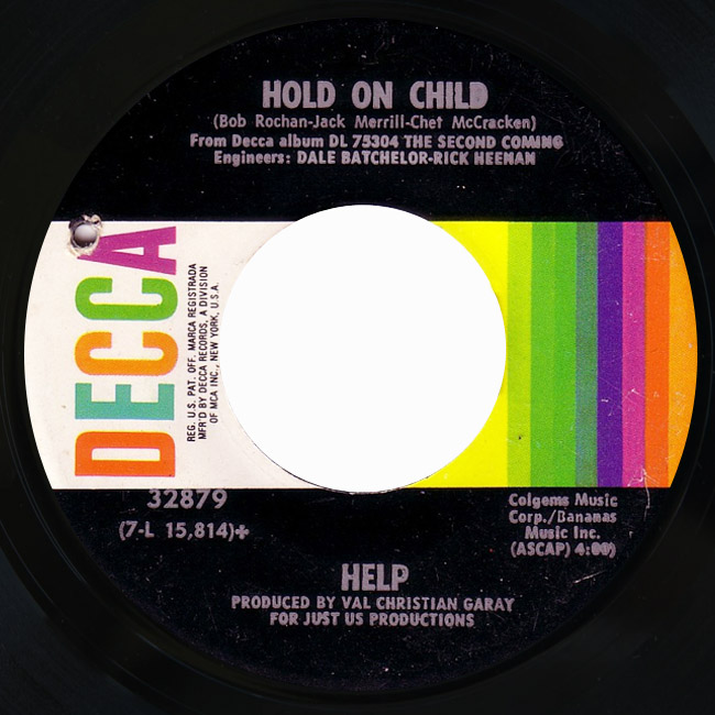 Help hold on child / good time music