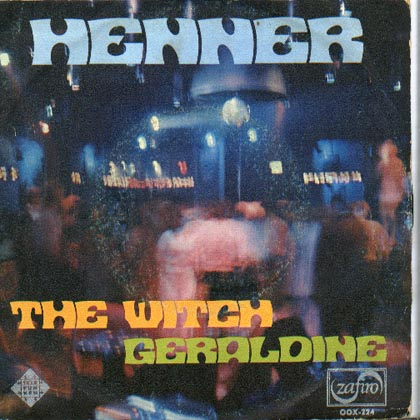 Henner the witch / geraldine