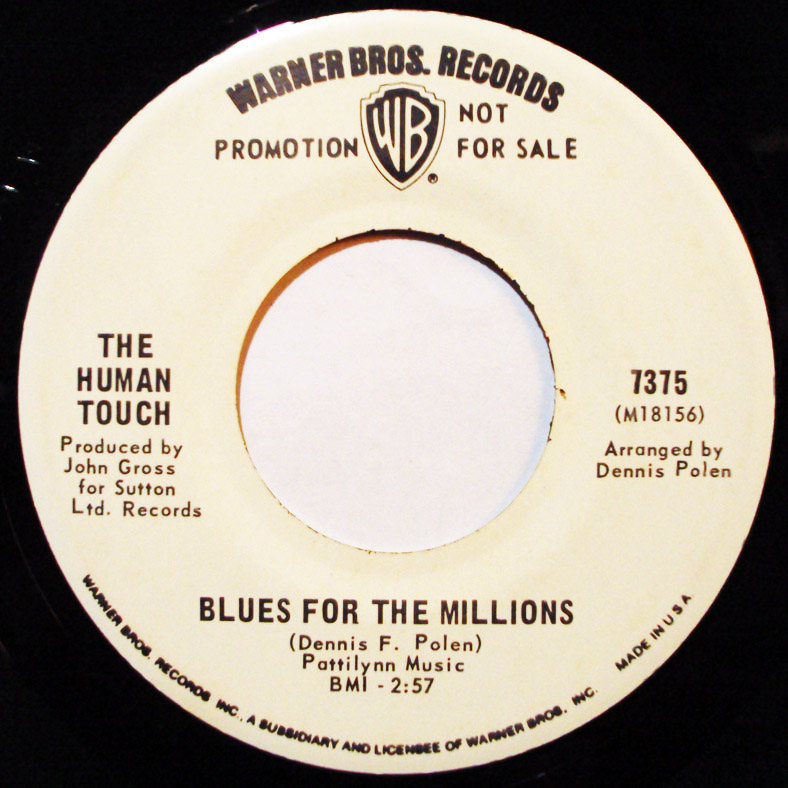 Human Touch, the blues for the millions / compromise