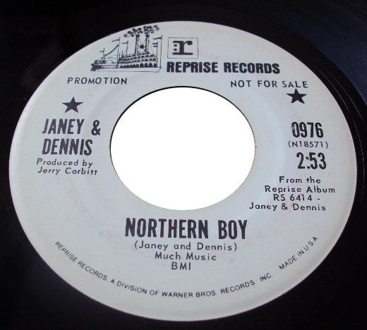 Janey & Dennis northern boy / another day