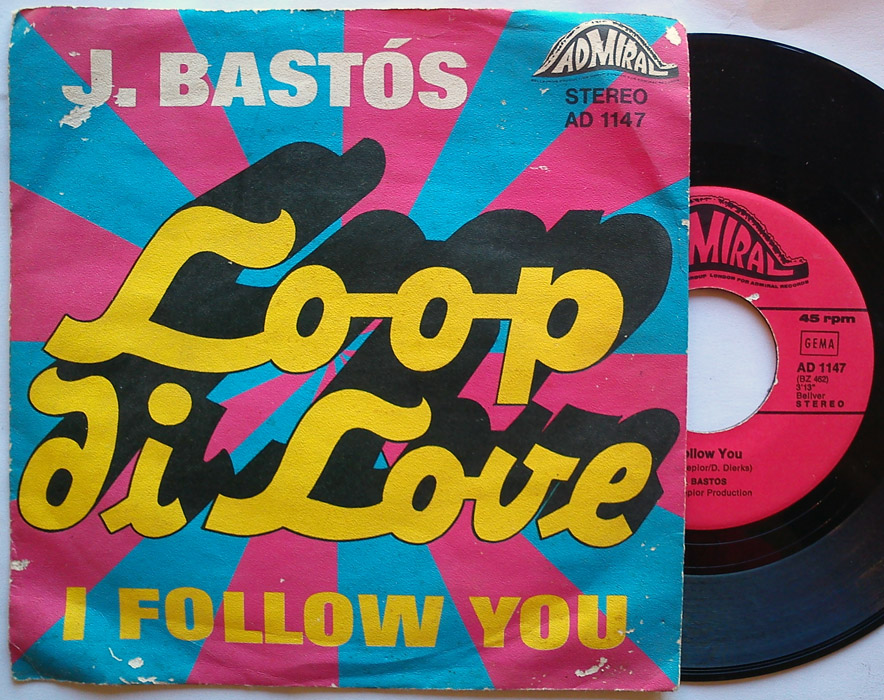 J Bastos loop di love / I follow you