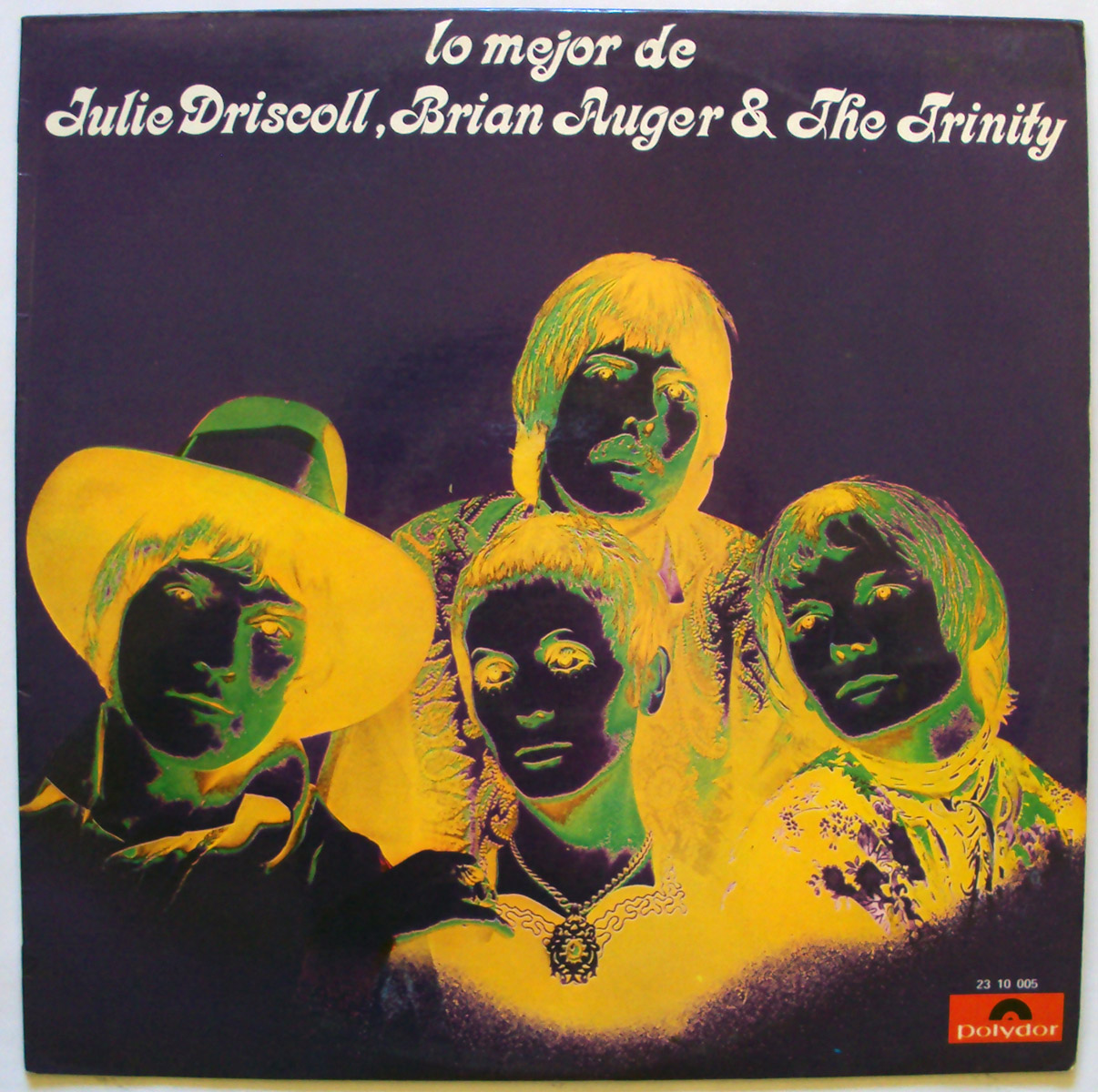 Julie Driscoll, Brian Auger & The Trinity lo mejor de (the best of)