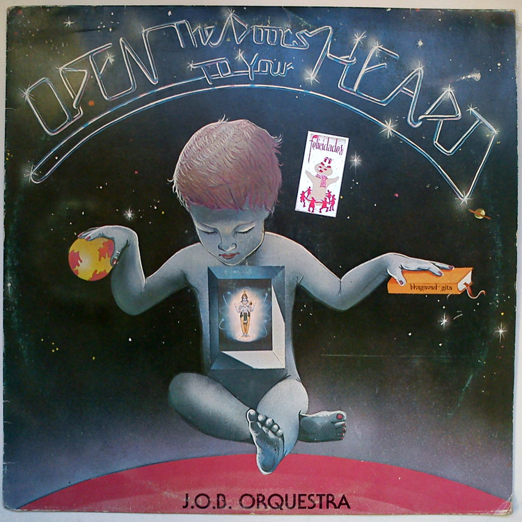J.O.B. Orchestra open the doors to your heart