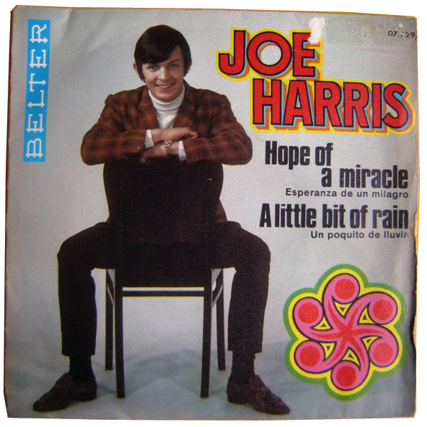 Joe Harris a little bit of rain / hope of a miracle