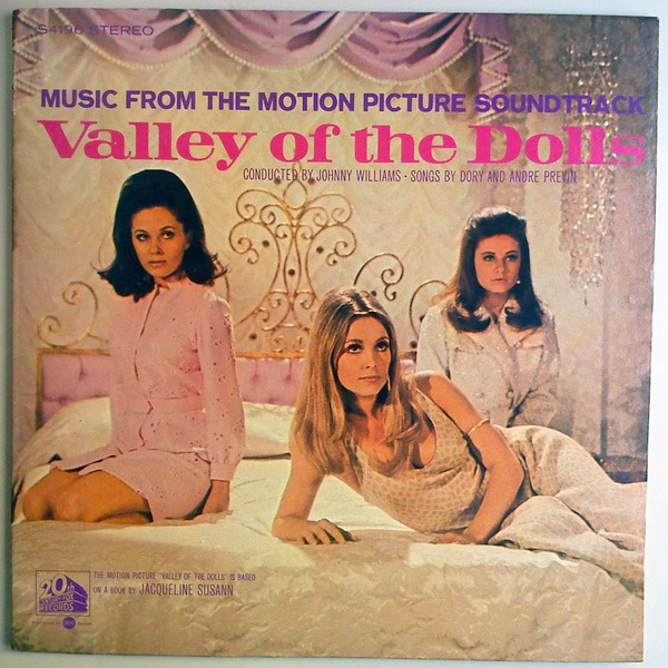 Johnny Williams OST Valley of the dolls