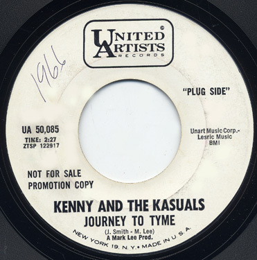 Kenny and the Kasuals journey to tyme