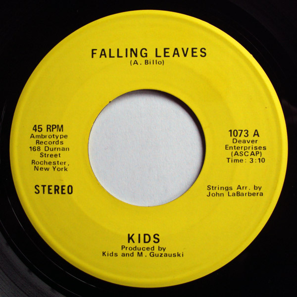 Kids, the fifi / falling leaves