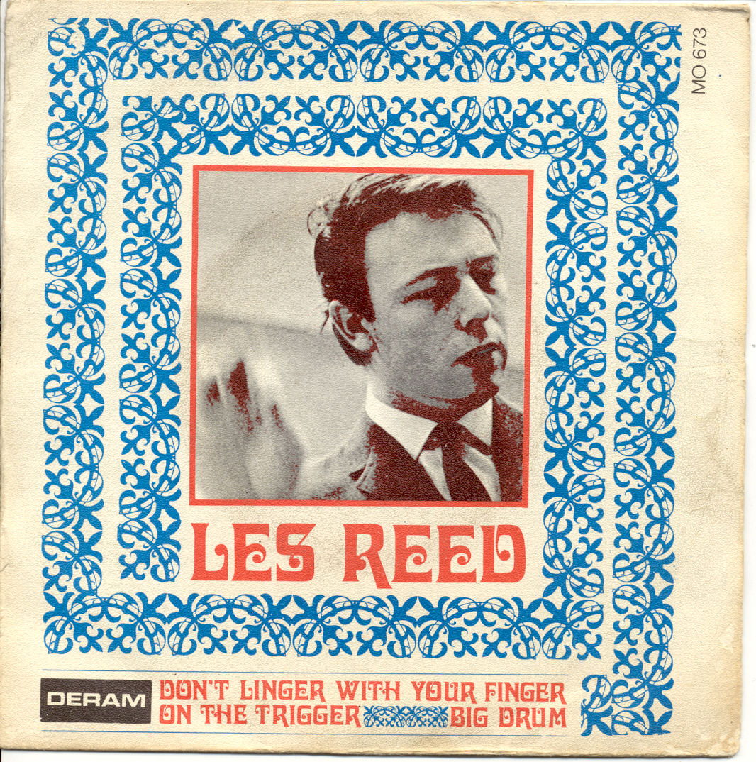Les Reed don't linger with your finger / big drum