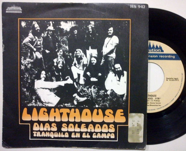 Lighthouse sunny days / take it slow