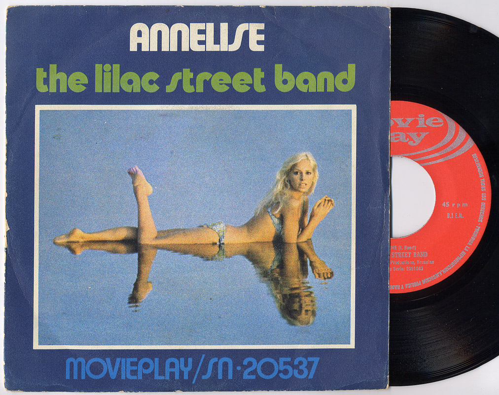 Lilac Street Band, the i must live / annelise (annelese)