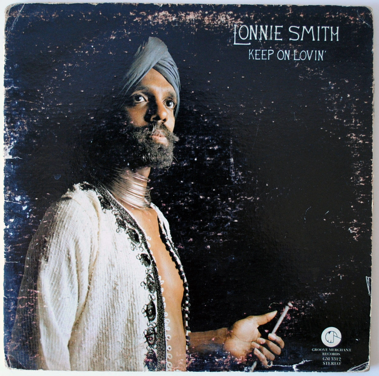 Lonnie Smith keep on lovin'