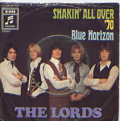 Lords, the shakin' all over '70 / blue horizon