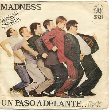 Madness one step beyond (un paso adelante) / errores (mistakes)