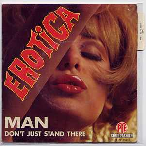 Man erotica / don't just stand there
