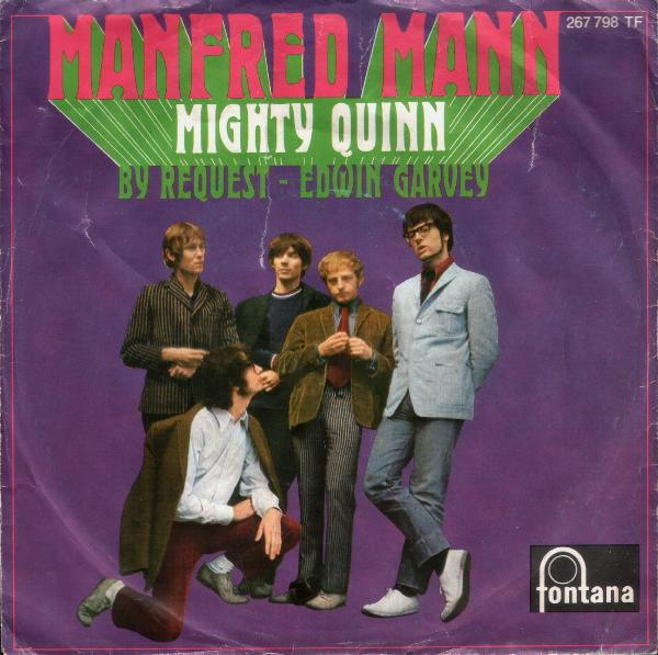 Manfred Mann mighty queen / by request - edwin garvey
