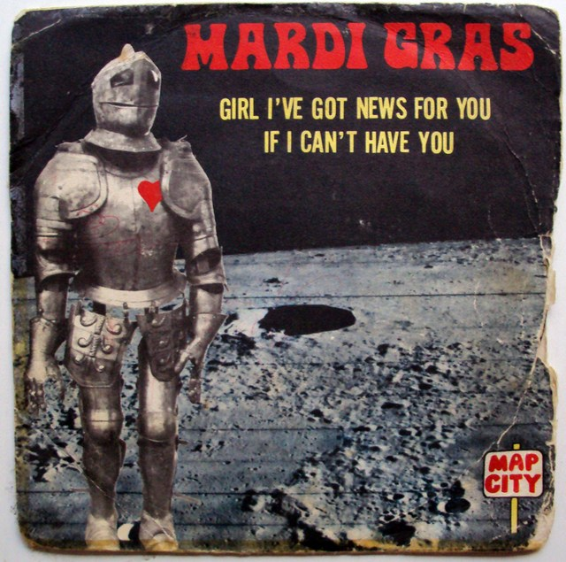 Mardi Gras, the girl i've got news for you / if i can't have you