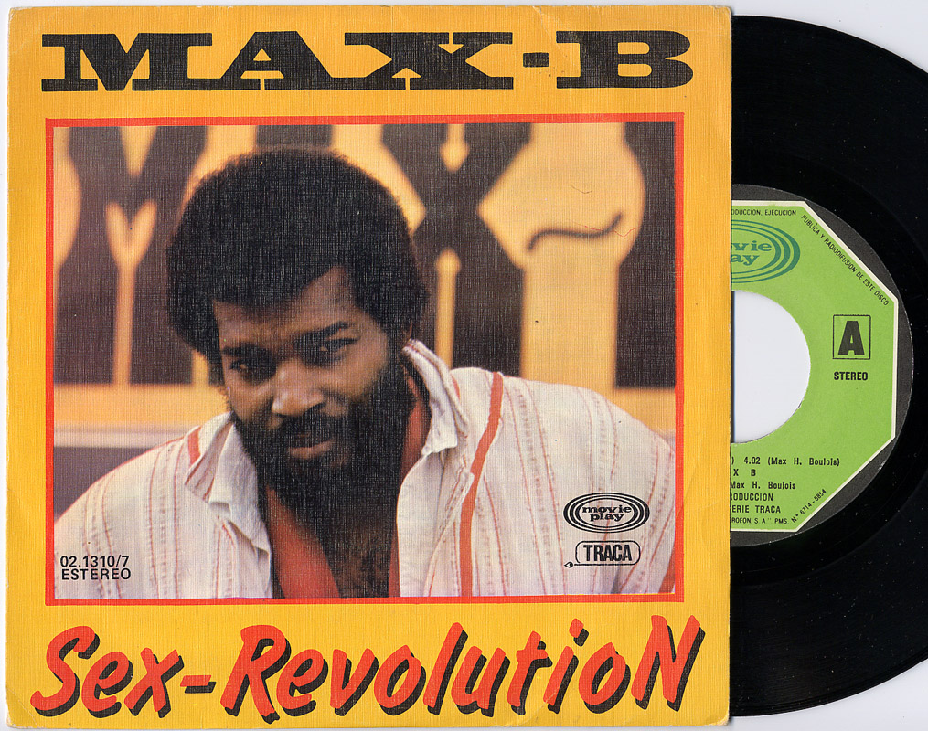 Max B (Max-Henri Boulois) sex-revolution (part i & ii)